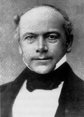 Johann Christian Konrad von Hofmann - Johann Christian Konrad von Hofmann.