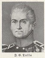 J. G. Tulla in ere zaidgenössische Darstellung