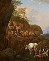 Johann Heinrich Roos - Italian Landscape - 280 - Mauritshuis.jpg