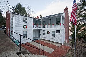Rosemary Clooney - John Brett Richeson House in Maysville