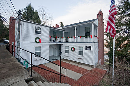 John Brett Richeson House in Maysville JohnBrettRichesonHouse.jpg