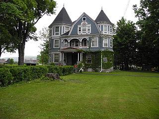 John Brand Jr. House United States historic place