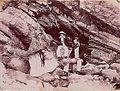 John Dillwyn Llewelyn Theresa, John and Willie at Caswell, 1853.jpg