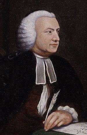 John Glynn - Portrait of John Glynn after Richard Houston, 1769