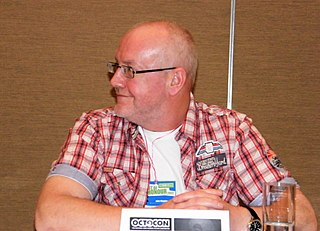 John Higgins (comics) English comic book artist and writer