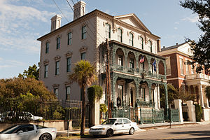 John Rutledge House - Image: John Rutledge House Charleston SC
