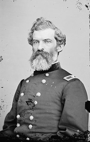 John W. Sprague - Brigadier General John W. Sprague