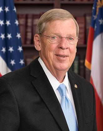 United States congressional delegations from Georgia - Senator Johnny Isakson (R)