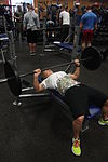 Join the club, Cherry Point weight lifters have goals to achieve in the gym 130306-M-EY704-005.jpg