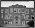 Joint High School, 625 Pontiac Street, Rochester, Fulton County, IN HABS IND,25-ROCH,1-12.tif