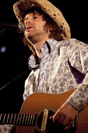 Jon Allen (musician) - Jon Allen in Barcelona in 2010.