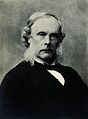 Joseph Lister, 1st Baron Lister (1827 – 1912) surgeon Wellcome V0027874.jpg