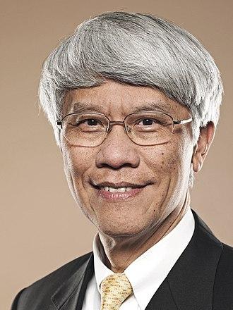 Hong Kong Monetary Authority - Image: Joseph Yam UBS