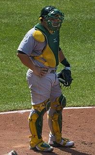 Josh Phegley American baseball player