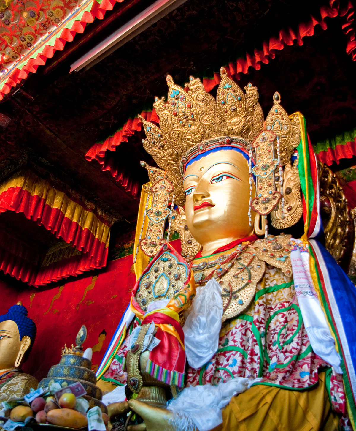 Jowo (statue) - Wikipedia