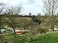 Jubilee Lake, Wootton Bassett - geograph.org.uk - 1221124.jpg