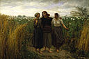 Jules Adolphe Aimé Louis Breton - Returning from the Fields - Walters 3758.jpg