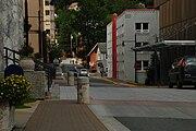 Juneau AK - street scenery