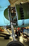 Junkers Ju 88 engine mounting and undercarriage detail, RAF Museum, Cosford. (33053688774).jpg