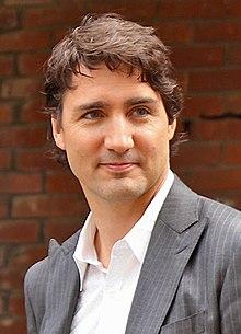 Justin Trudeau en juin 2014.