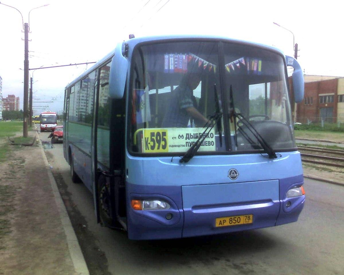 Автобус КАВЗ «Аврора»: городской, надежный, популярный