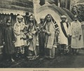KITLV - 94274 - Demmeni, J. - Minangkabau women in songket attire on Sumatra's west coast - circa 1915.tif