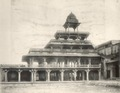 KITLV 377941 - Clifton and Co. - The deserted city of Fatehpur Sikri in northern India - Around 1890.tif
