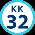 KK-32 station number.png