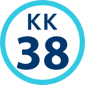 KK-38 station number.png