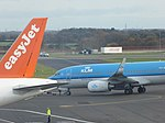 KLM (PH-BGK), Newcastle Airport, November 2015 (02).JPG