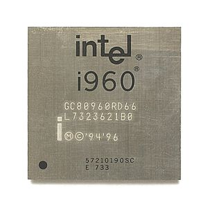 Intel i960 - Intel GC80960RD66 (BGA Package)