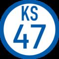 KS-47 station number.png