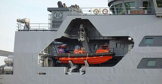 KV Bergen W341's speed boat.jpg