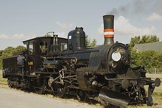 Vigerslev train crash - a DSB Class K like this one was hauling train 168