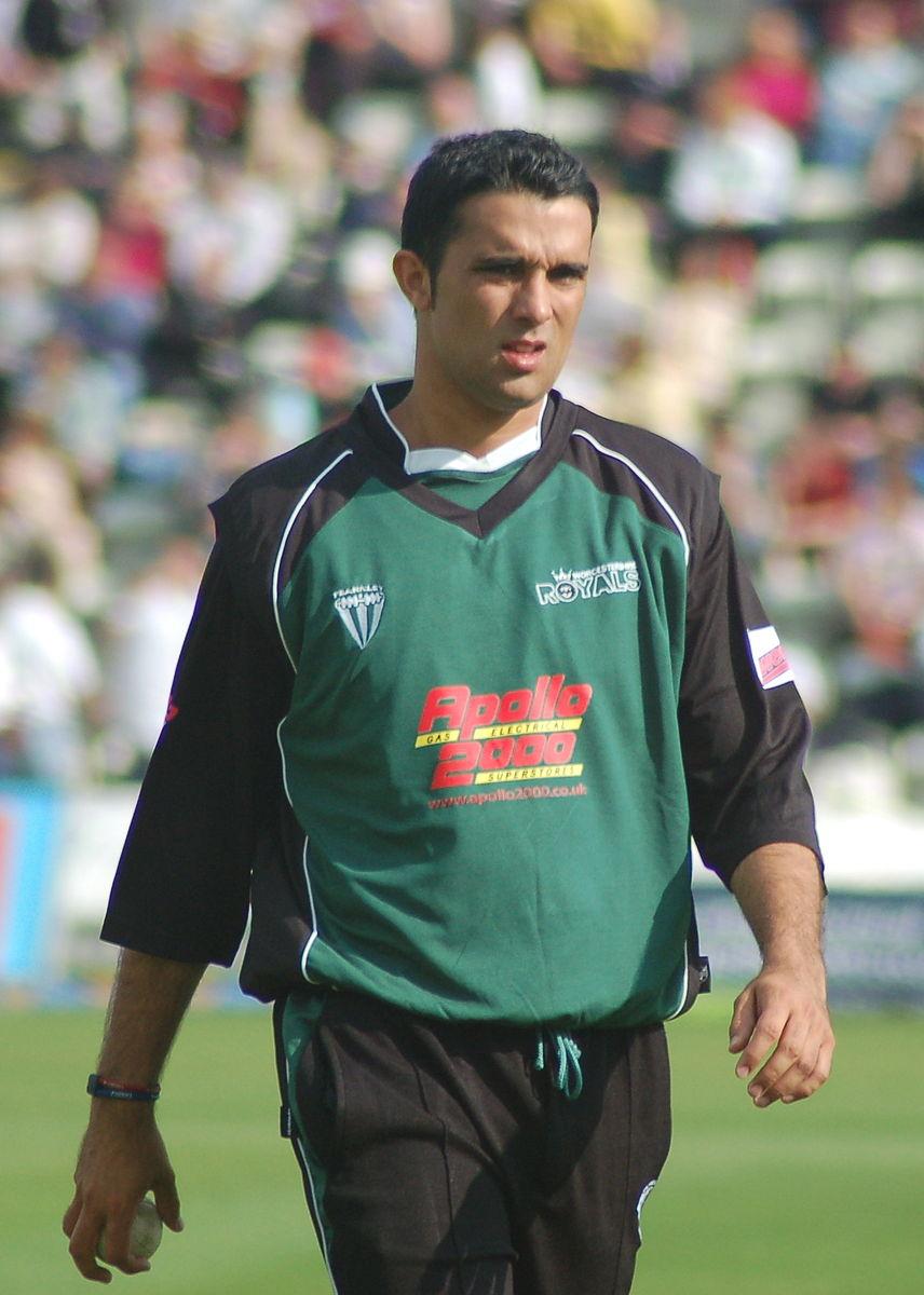 Kabir Ali (Cricketer)