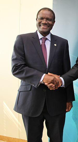 Kadré Désiré Ouedraogo - Ouédraogo in 2015