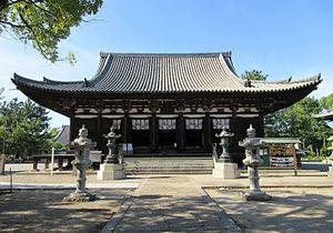 Kakurin-ji (Kakogawa) - Main Hall