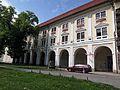 Kamieniec Ząbkowicki, pałac opacki.JPG