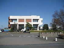 Kamikawa town office Saitama Japan.JPG