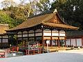 Kamomioya-jinja hashidono.jpg