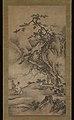 Kano Motonobu - Bo Ya Plays the Qin as Zhong Ziqi Listens - 2015.300.67 - Metropolitan Museum of Art.jpg