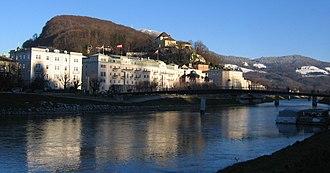 Kapuzinerberg - Kapuzinerberg, Salzburg