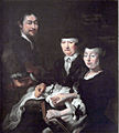 Karel van Mander and family.jpg