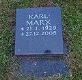 Karl Marx (Maler) - grave.jpg