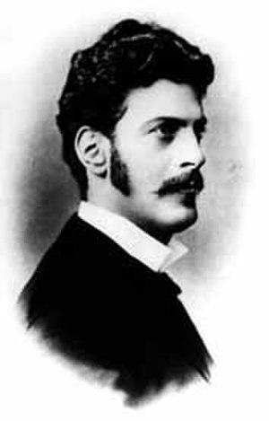 Karl Wittgenstein - Karl in his younger days