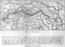 kart over bergensbanen Bergensbanen – Wikipedia kart over bergensbanen