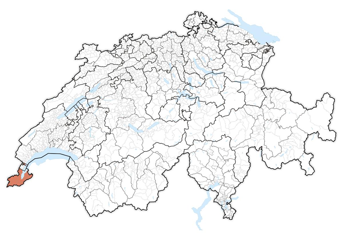 Genève - Wikipedia, den frie encyklopædi