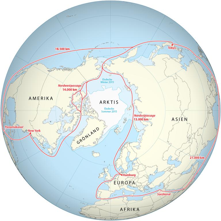 File:Karte Nordwestpassage und Nordostpassage.png - Wikimedia Commons