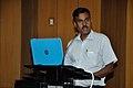 Karunakaram Suryanarayana Murali - Individual Presentation - VMPME Workshop - Science City - Kolkata 2015-07-17 9605.JPG