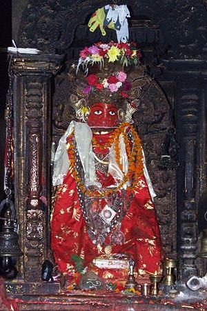 Bungamati - Image: Karunamaya
